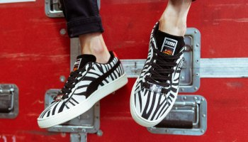 328fff93607639 Here s The Paul Stanley x PUMA Suede 50th Anniversary