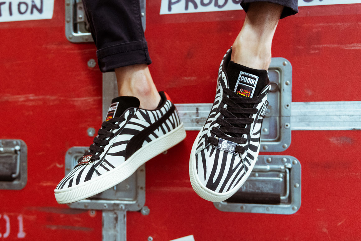 Here s The Paul Stanley x PUMA Suede 50th Anniversary 93385d8db
