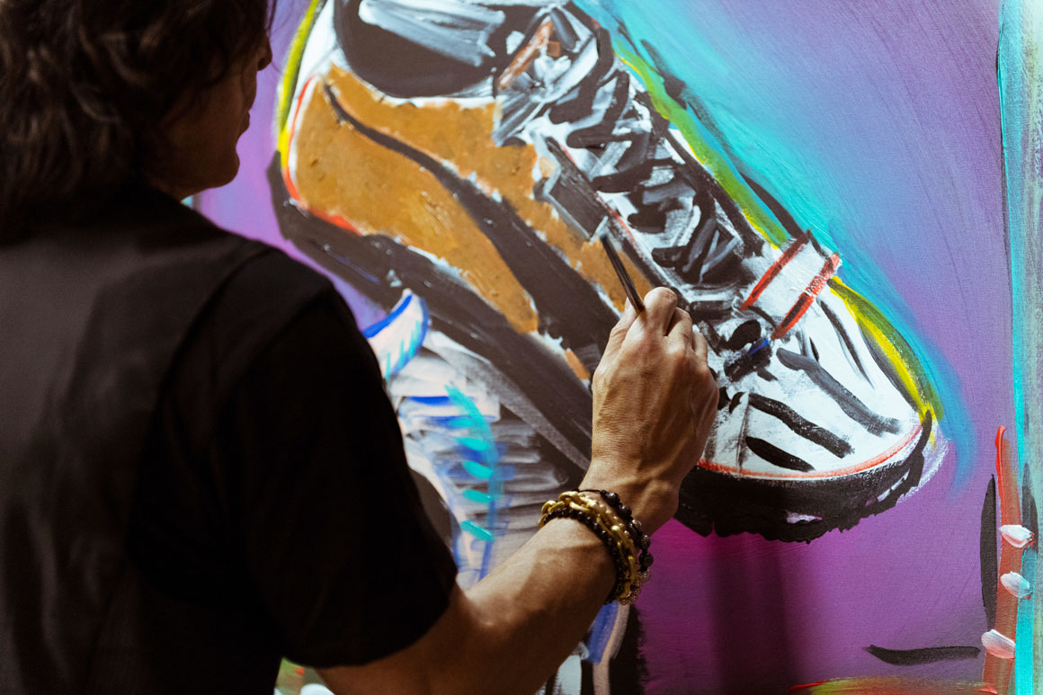 release date: c8540 5573b Here's The Paul Stanley x PUMA Suede 50th Anniversary