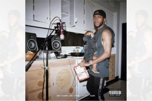 6LACK - East Atlanta Love Letter
