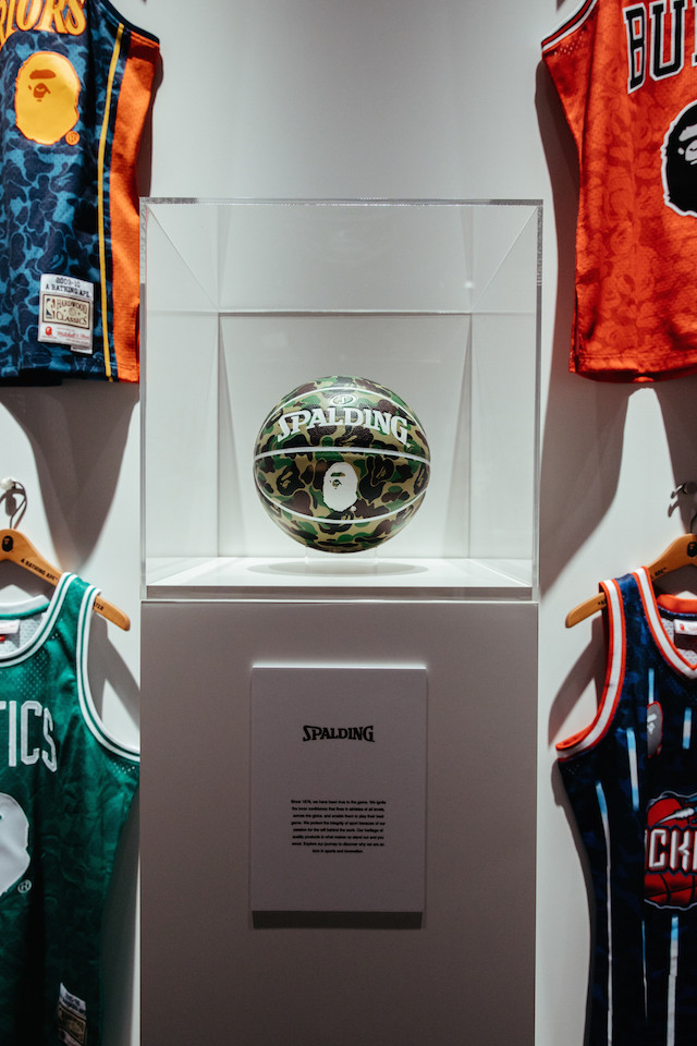 BAPE x NBA Jersey Collection