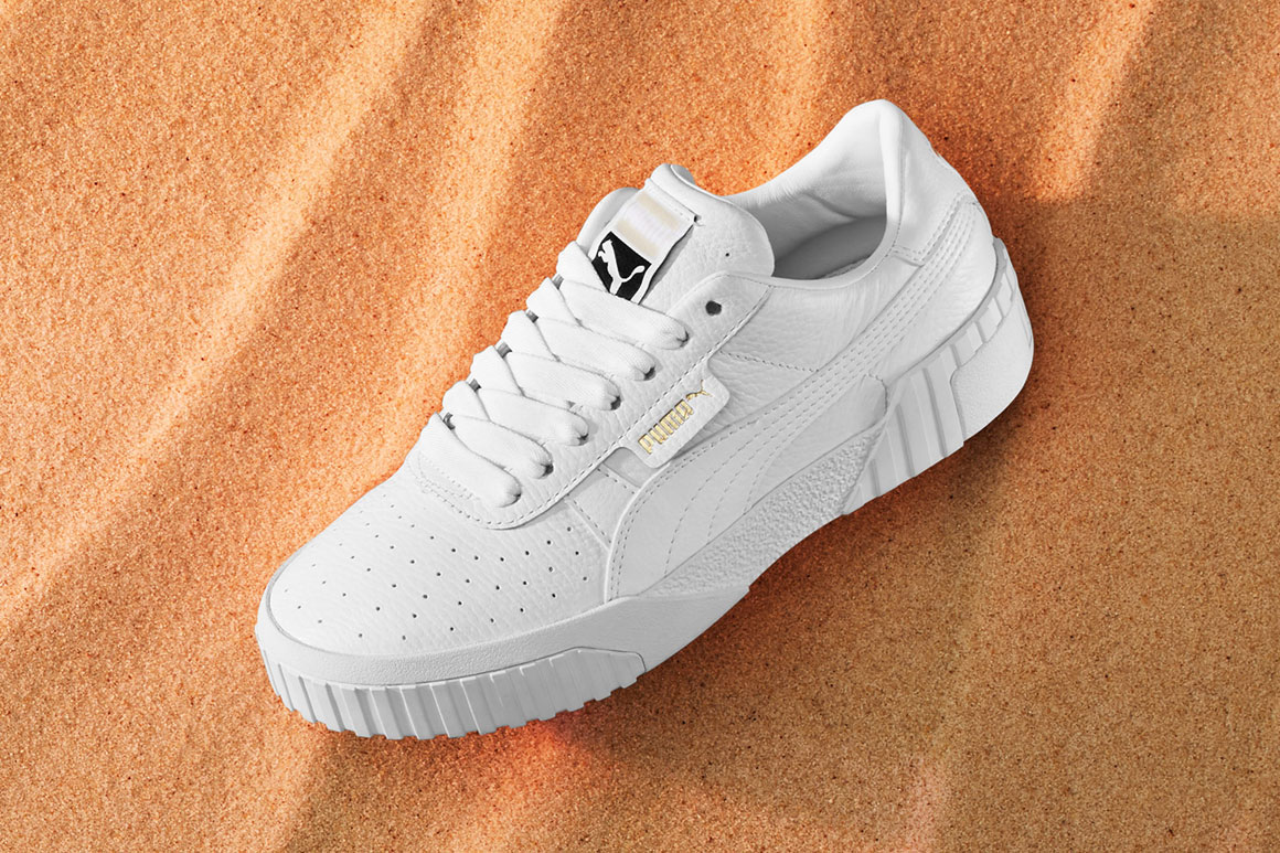 PUMA Introduces New Women s Style  the CALI 6cf342000