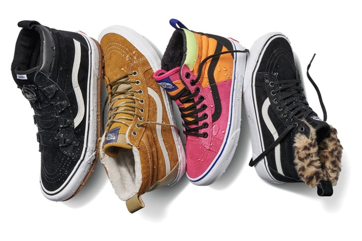 Vans Holiday 2018 All-Weather Collection