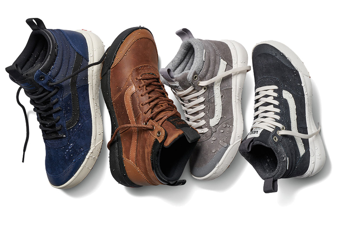 0e7218bb Vans Delivers Holiday 2018 All-Weather Collection