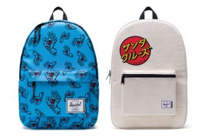 Herschel Supply x Santa Cruz collection