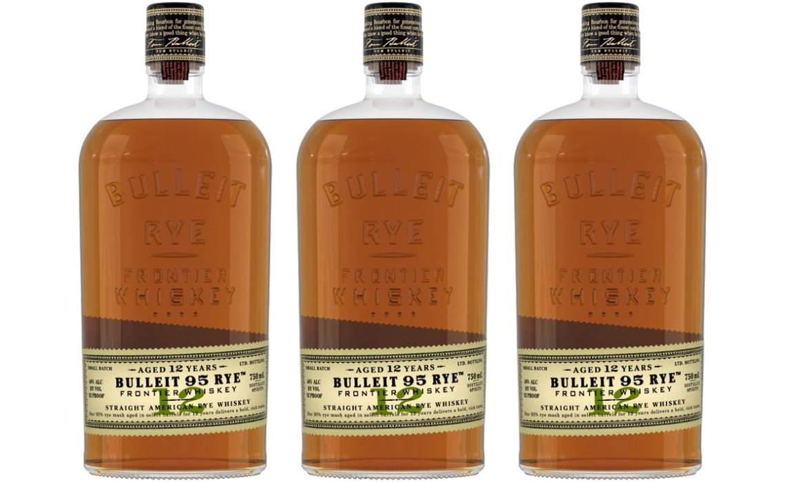 Bulleit Rye 12-Year-Old Straight American Whiskey