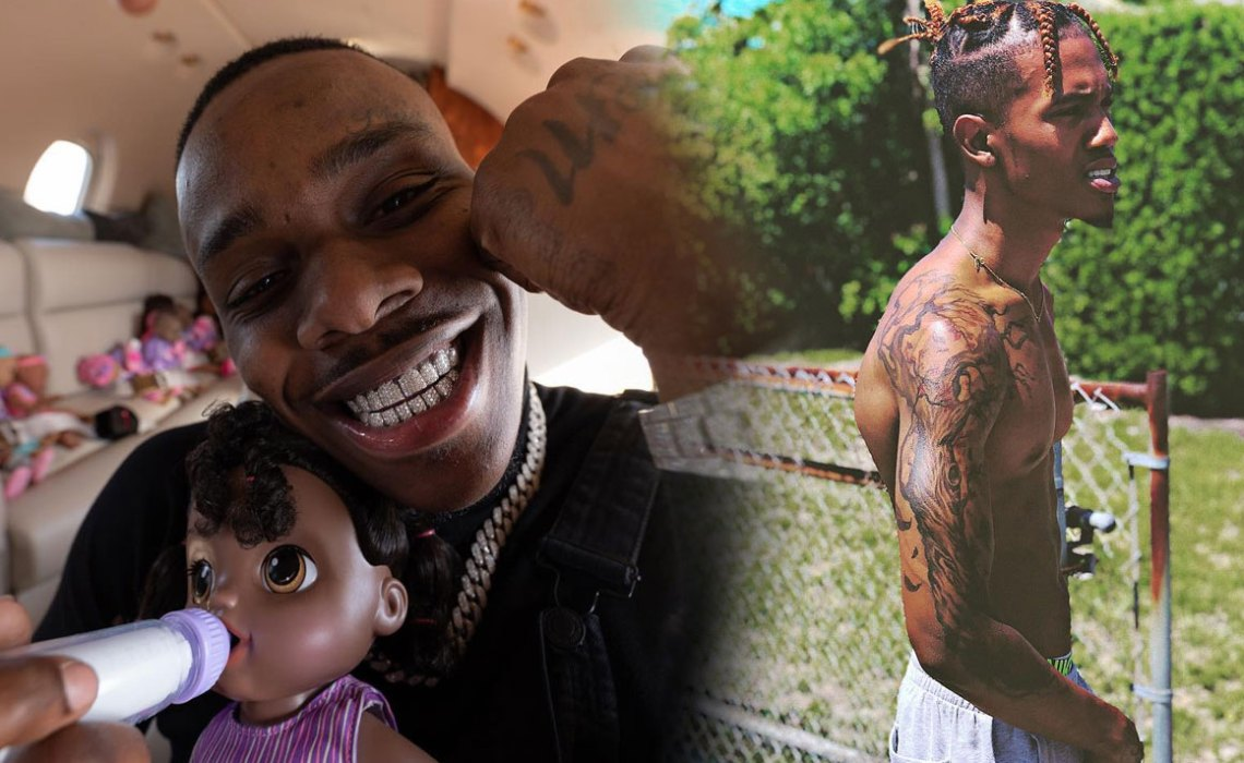 Da Baby and B. Smyth, Two Artists from 7 Best Rap Songs For the Home Saunas of Celebs (playlist)