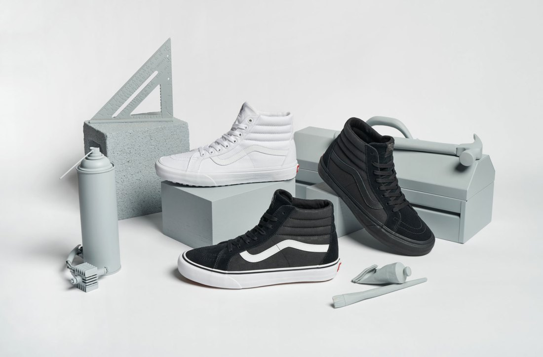 Vans Made for the Makers 2.0 collection