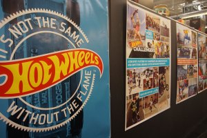 Hot Wheels HQ tour