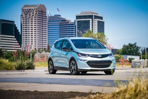 Chevrolet Bolt EV in Sacremento, California