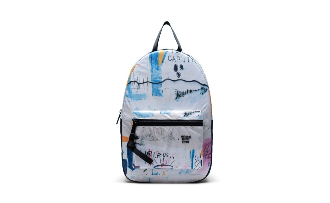 Herschel Supply x Jean-Michel Basquiat Collection