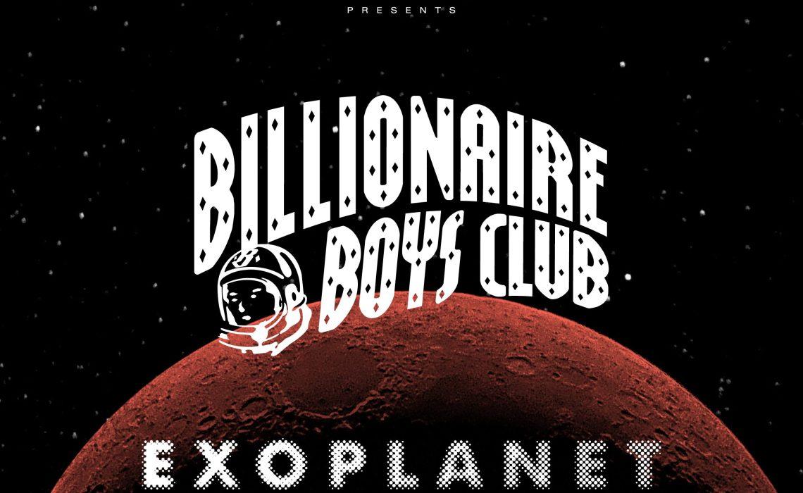 Billionaire Boys Club x NTWRK