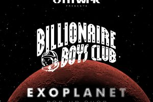 Billionaire Boys Club x NTWRK