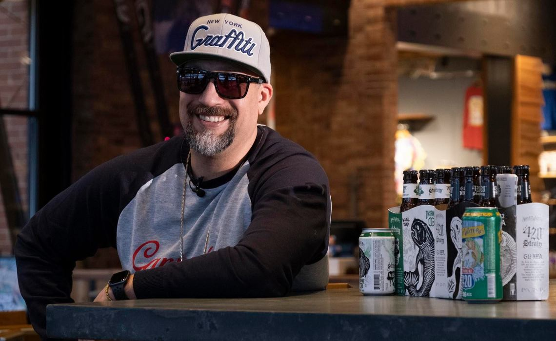 B-Real x SweetWater Brewing Company - Insane OG