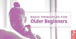 Basic Ballet Principles for Older Beginners