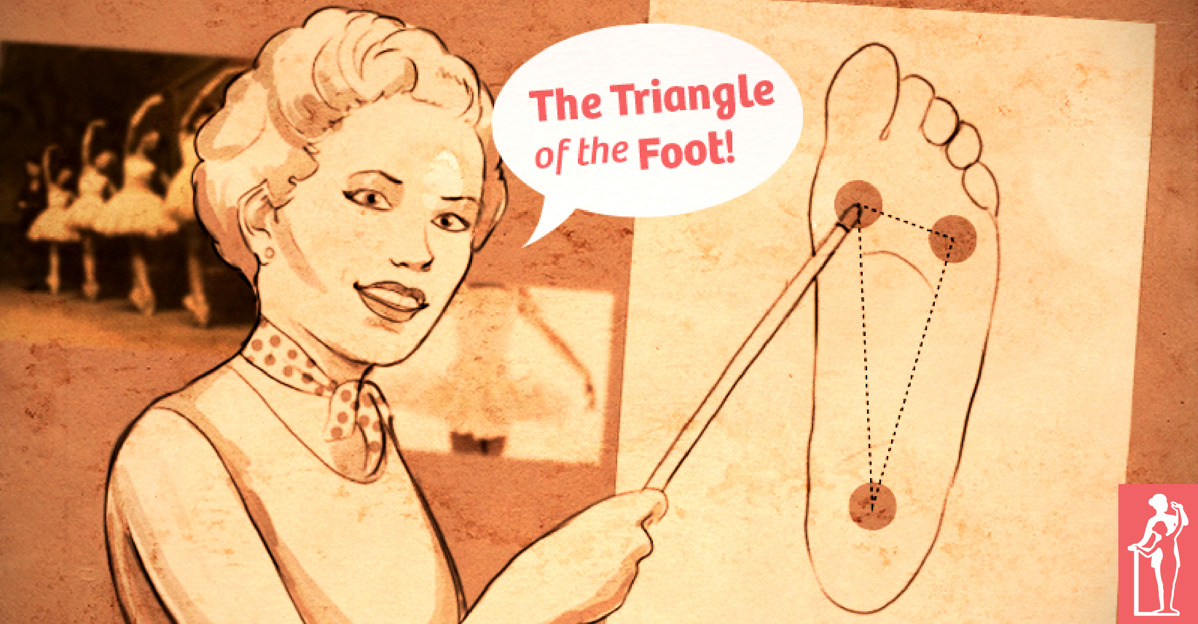Triangle of the Foot