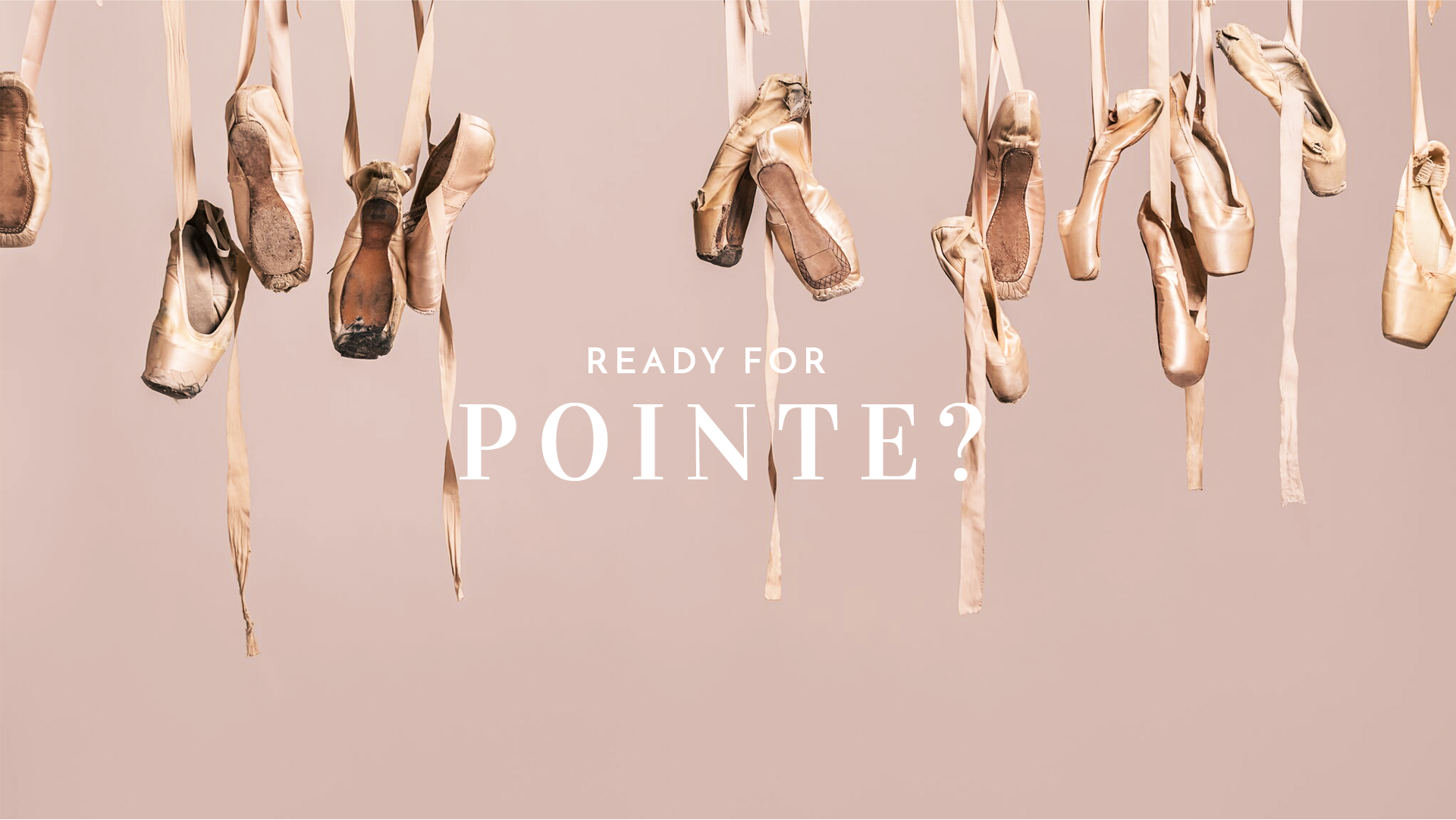 Ready for Pointe