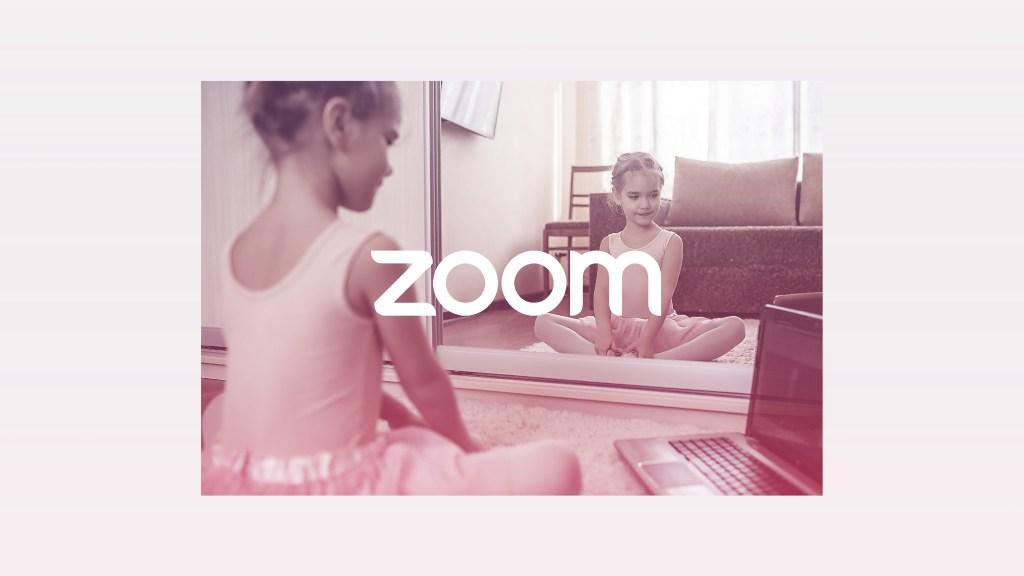 zoom ballet teaching