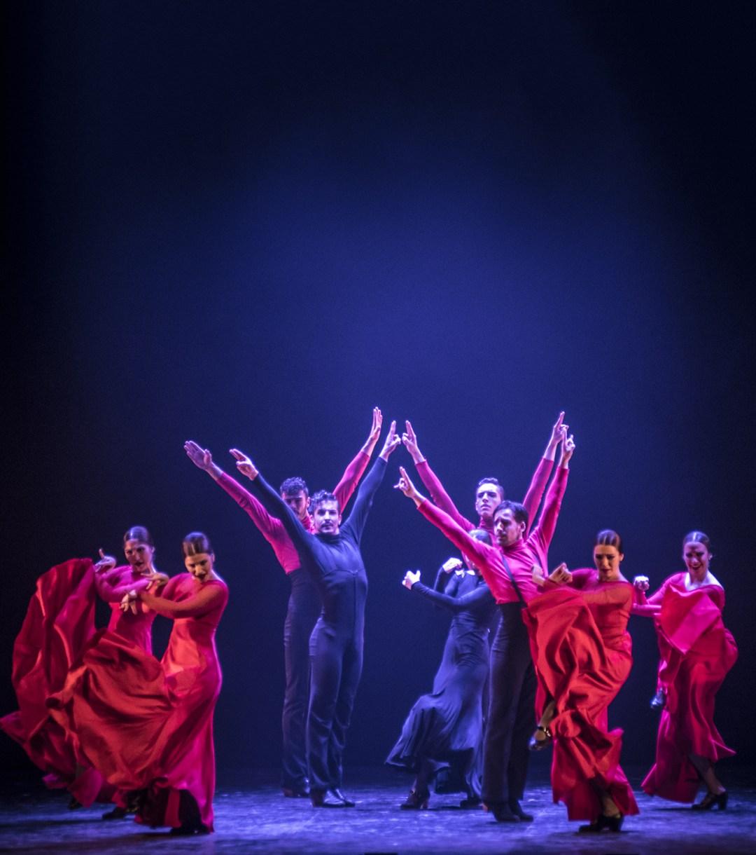 Bolero flamenco