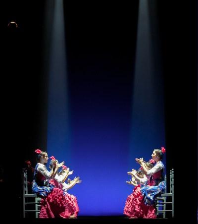 Fotografías Flamenco Live