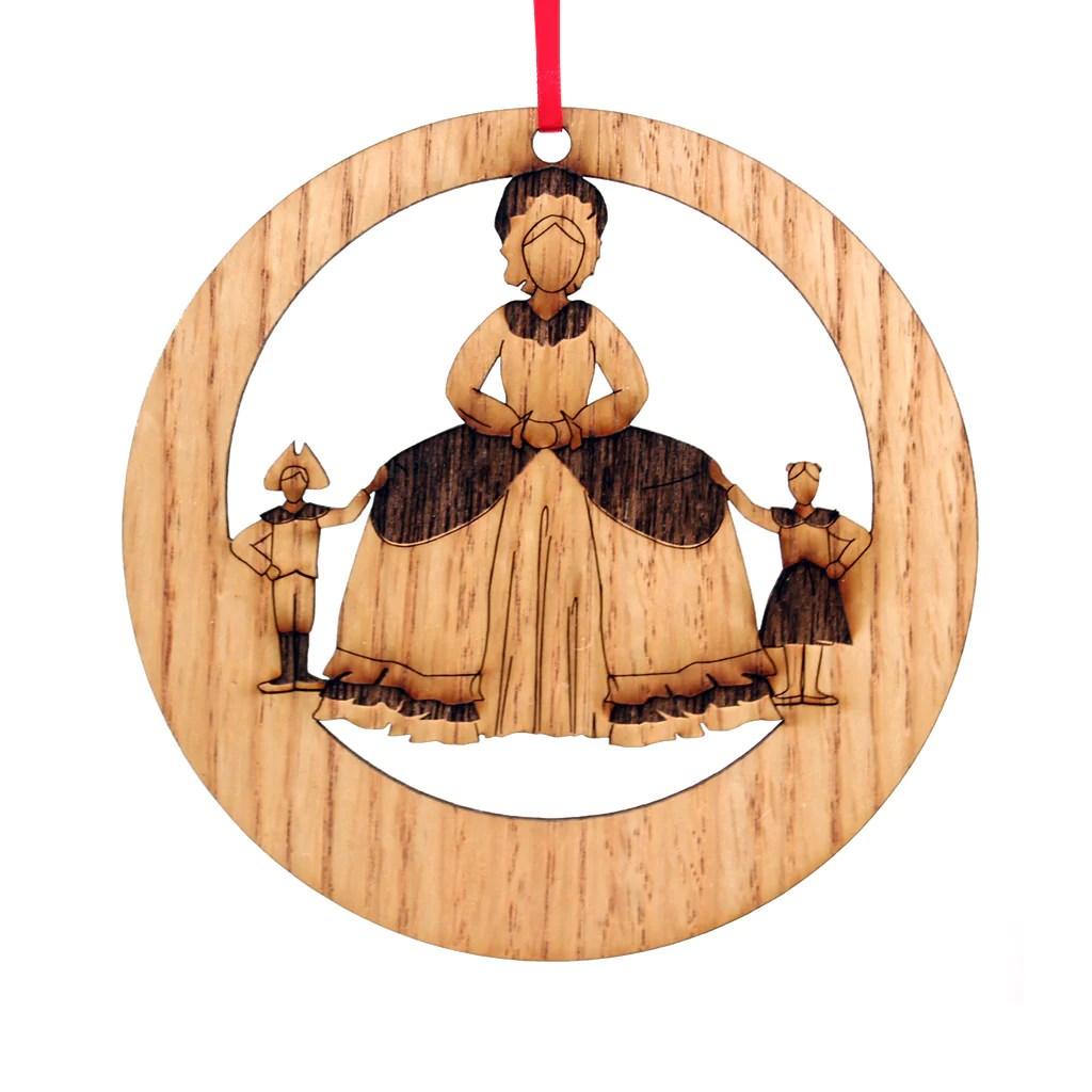 Mother Ginger Ornaments