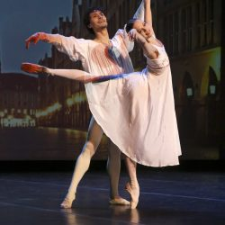 ballettoandfriends Lisa Breuker und Cesar Morales