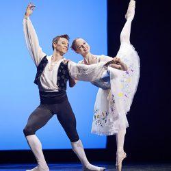 ballettoandfriends Lisa Breuker und Ulian Topor