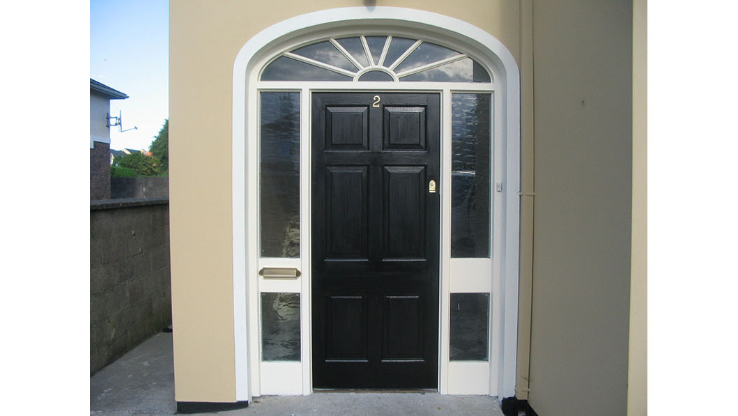 Arched Doors 108