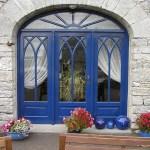 Arched Door 107