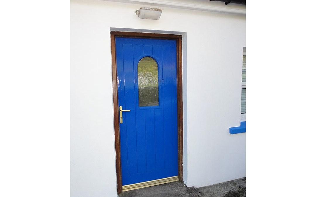 Blue Door 136