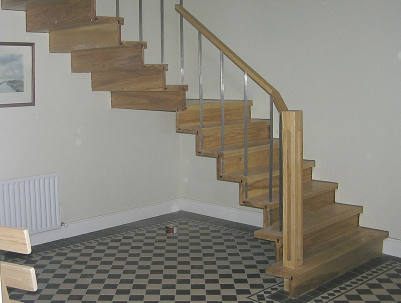 Cantilever Stairs 116 | Ballingeary Joinery