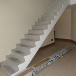 Concrete stairs cladding 3