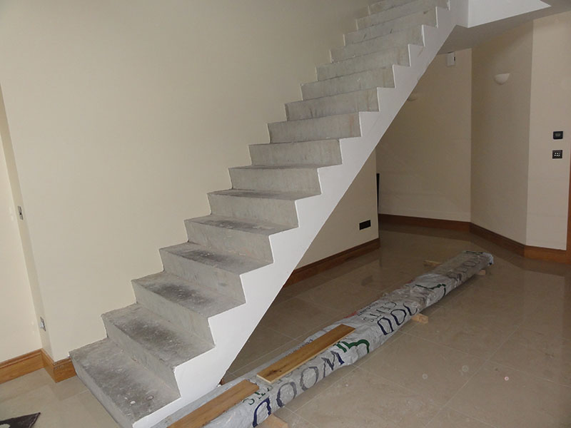 Concrete Stairs Cladding