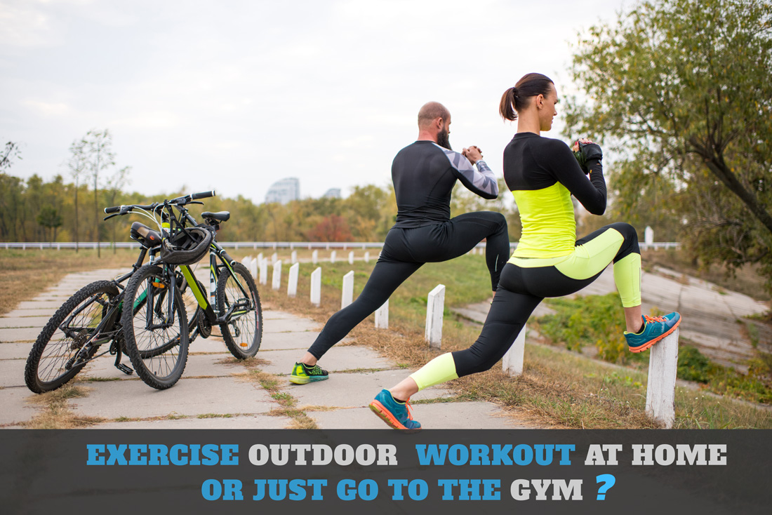 Blog Post- Benefits of Outdoor Exercise