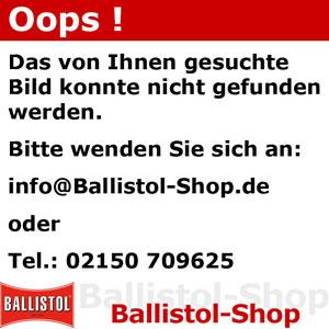 Ballistol und Steinzeug