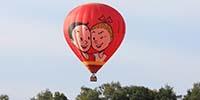 Ballonfahrt Chemnitz, Ballonfahrten Chemnitz, Ballonfahrt Erzgebirge, Ballonfahrten Erzgebirge, Ballon in Chemnitz, Ballonscheune Sachsen Ronny Lorenz