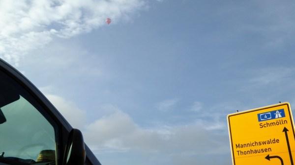 Fahrten mit dem rewe Heißluftballon Ronny Lorenz Ballonfahrt sachsen. Ballon Abenteuer Ballonscheune Zwickau, Chemnitz,Dresden, Bautzen