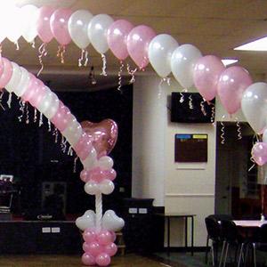 Ballonnenboog helium