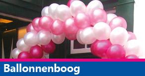 ballonnendecortatie ballonnenboog