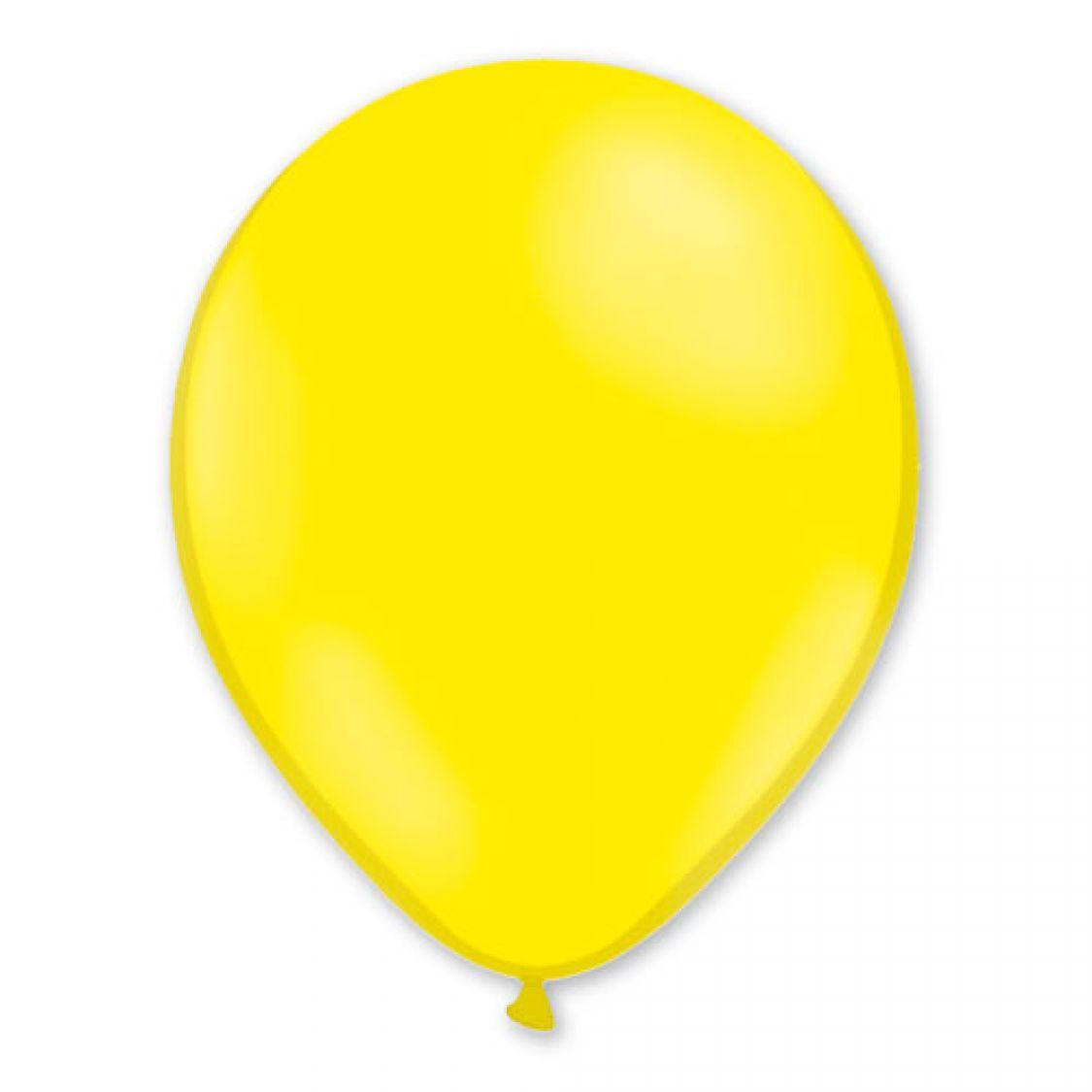 Ballon Jaune Citron