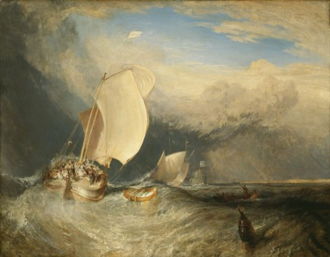 Fishing_Boats_with_Hucksters_Bargaining_for_Fish_1837-1838_JMW_Turner