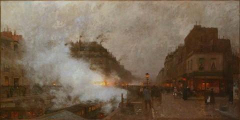 Luigi_Loir_-_Underground_Railway
