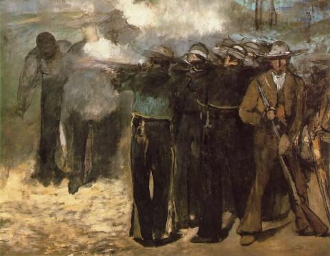 Manet,_Edouard_-_The_Execution_of_Emperor_Maximilian,_1867