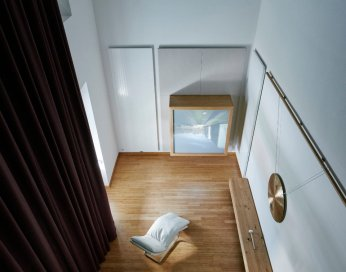 Raum der Stille LKH Fürstenfeld Foto: David Schreyer