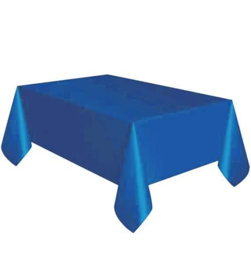 Τραπεζομάντηλο χάρτινο μπλε royal