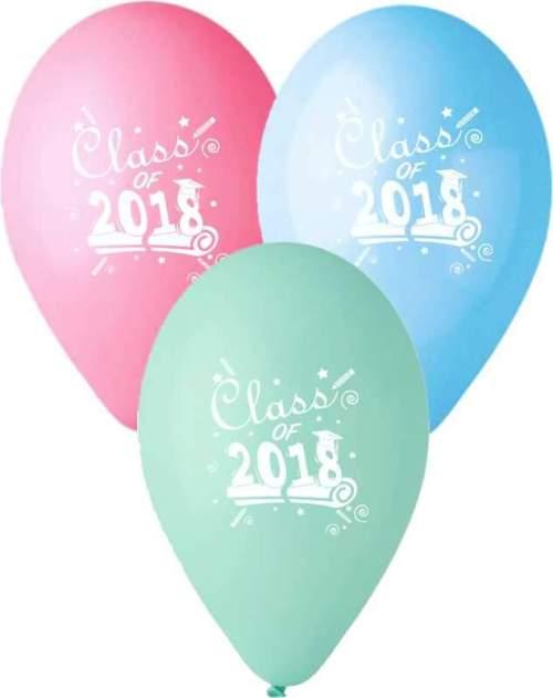 Μπαλόνι τυπωμένο Class of 2018