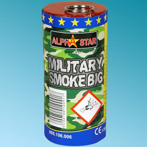 Καπνογόνο πράσινο. Πυροτεχνήματα ΚΑΤ. T1