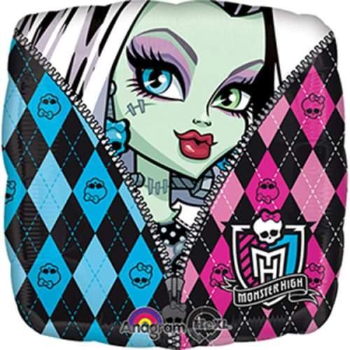 Μπαλόνι Monster High τετράγωνο