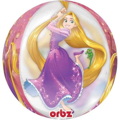 Μπαλόνι Ραπουνζέλ στρογγυλό ORBZ