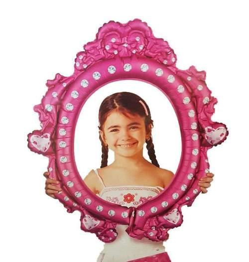 Μπαλόνι Καθρέπτης για selfie Πριγκίπισσες Disney